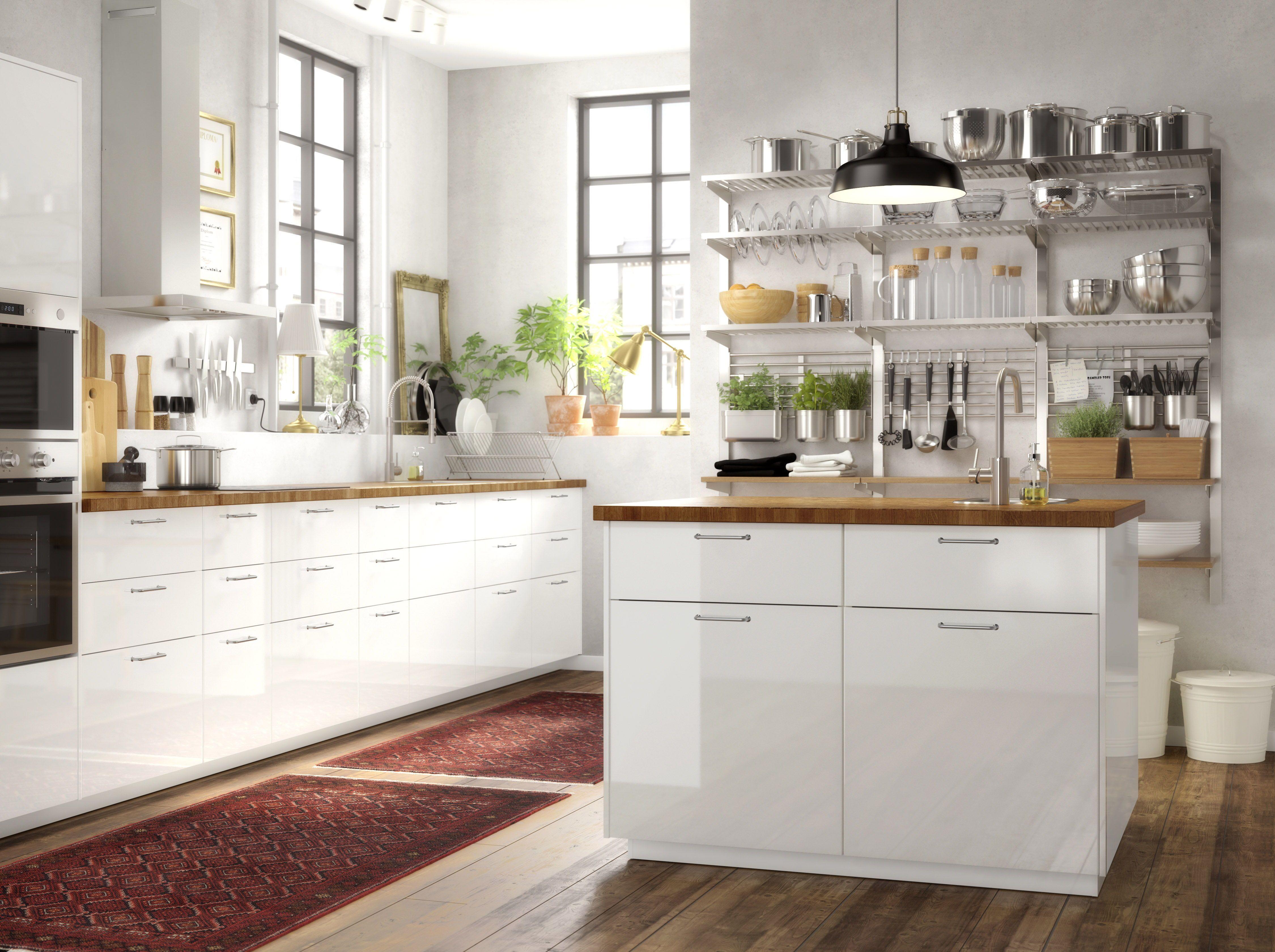 RINGHULT Deur, hoogglans wit | Catalog