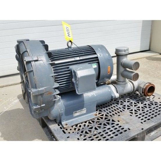 Serial No 20757273y07 Quality Control No 74293 20 Hp Motor Volts 200 230 460v Amps 48 44 22 H Exhaust Fan Industrial Blowers Industrial Fan