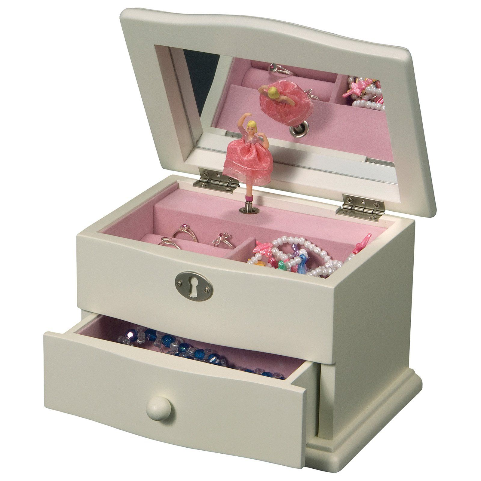 Have to have it Mele Marianne Musical Dancing Ballerina Jewelry Box