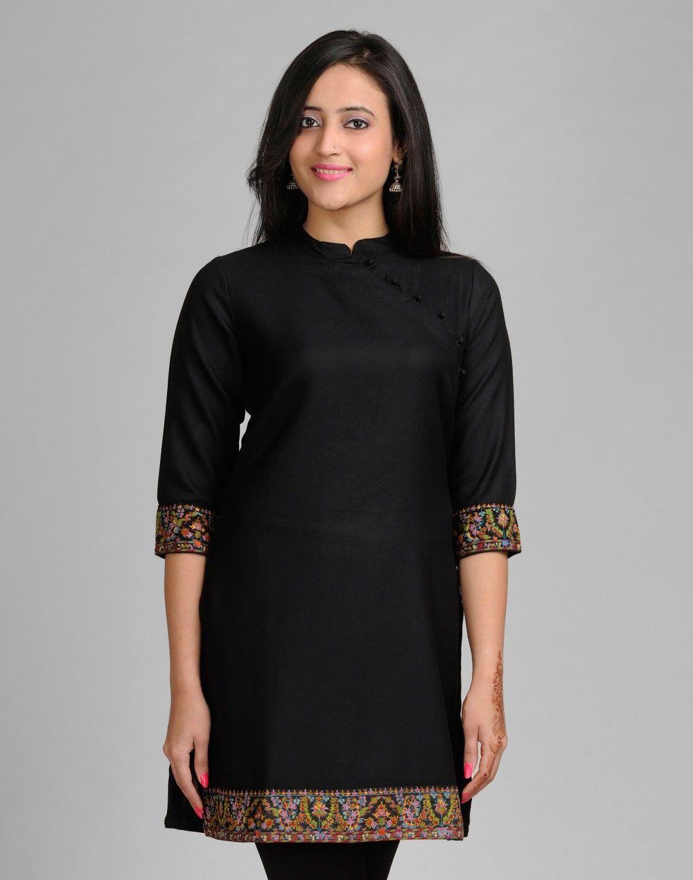 Kashmir dress picture color