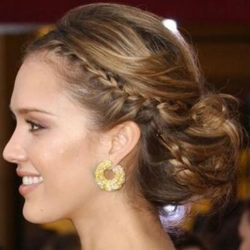 LACE BRAIDED BUN UPDO HAIRSTYLE FOR LONG HAIR If you have been looking for a perfect and unique Updo hairstyle for long hair for prom or homecoming, Lace braided bun updo will be the best choice for you. This updo hairstyle is easy and can be worn on many different occasions.  - See more at: http://www.askmamaz.com/updos-long-hair/#sthash.YvroF15f.dpuf