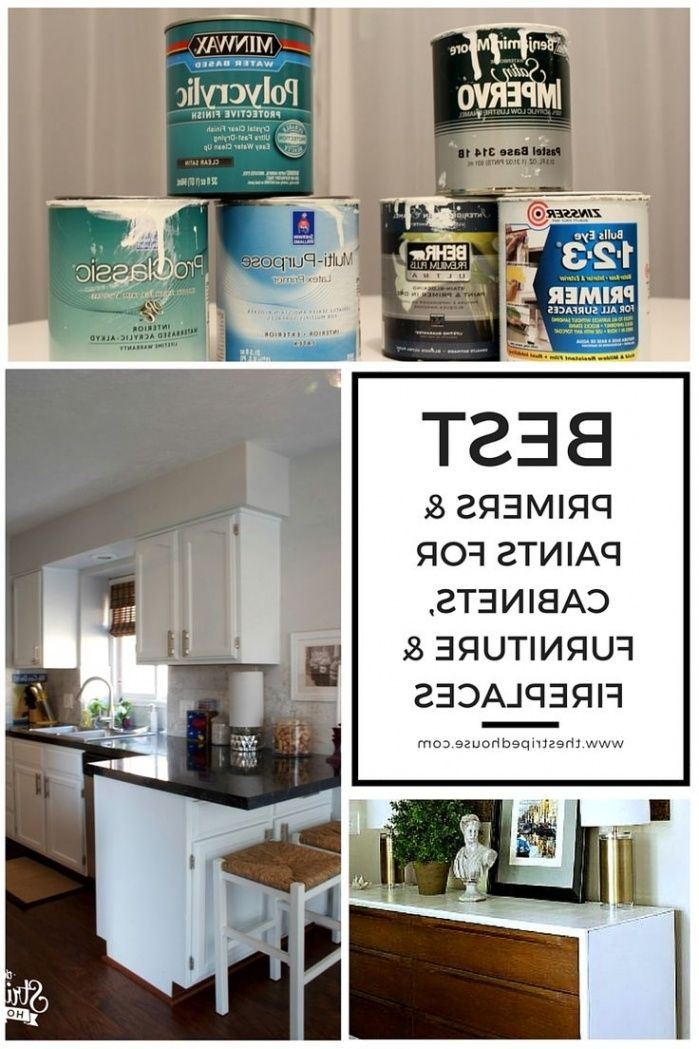 Best Primer For Kitchen Cabinets   Painting cabinets ...