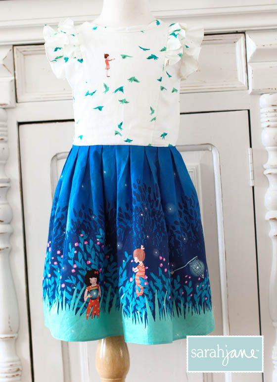 WEE WANDER DRESS Pattern: Free PDF | Dress I want to make ...