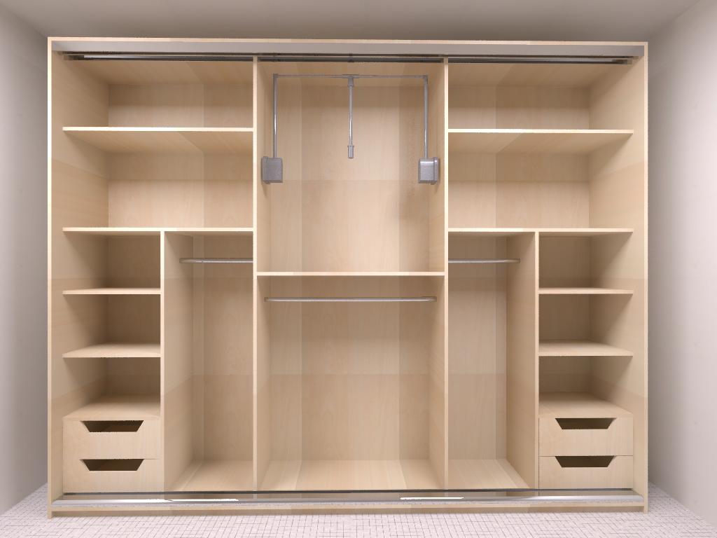 Bedroom interior design with almirah opção de closet pequeno  dormitorio  pinterest  wardrobes