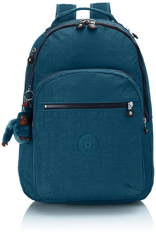 8ee37771c Kipling CLAS SEOUL Mochila Grande, Teal C (Azul): Amazon.es: Equipaje