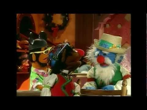 Elmo Saves Christmas.Sesame Street Elmo S World Elmo Saves Christmas French