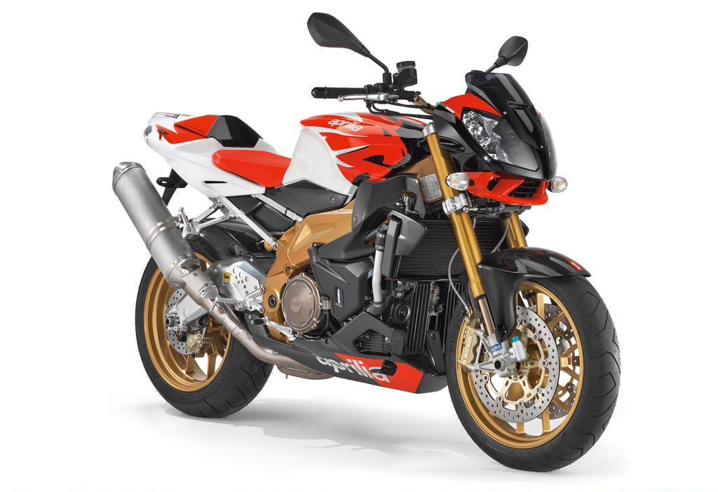The Top 20 Fastest Streetfighter Bikes In The World Aprilia