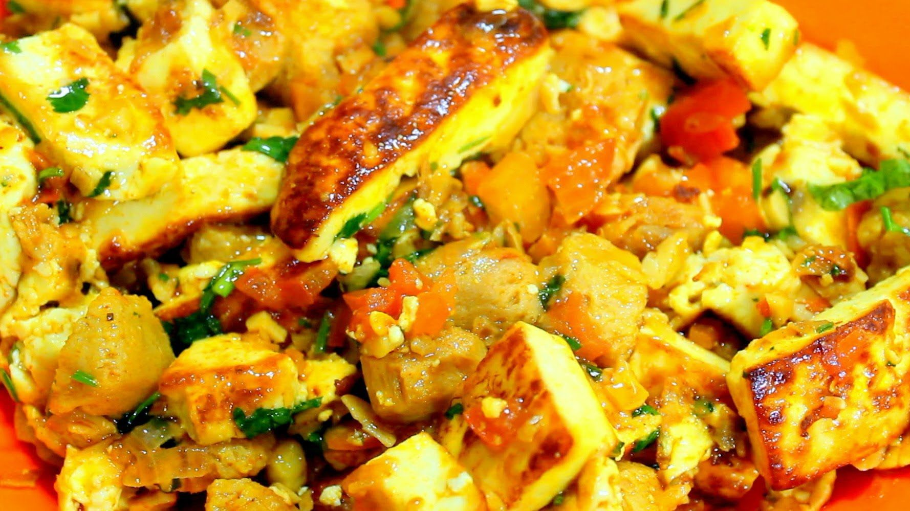 Recipe paneer soyabean ki sabji easy cook with food junction recipe paneer soyabean ki sabji easy cook with food junction forumfinder Choice Image