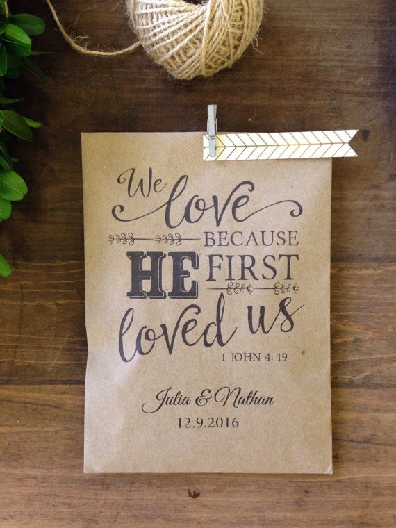 Bible Verses To Read At A Wedding