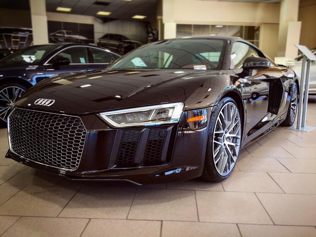 53 Likes 2 Comments Rusnak Pasadena Audi Audi Pasadena On Instagram Here It Is The Black Cherry R8 Audi R8 Audir8 Audi R8 V10 Plus Audi Audi Tt S