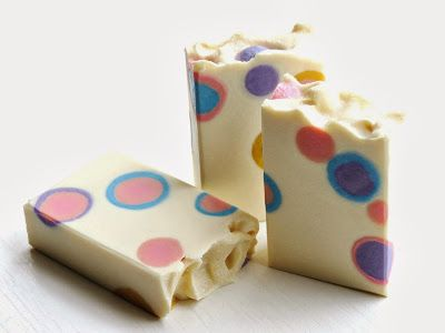 Petals Bath Boutique (Beacon Creations): On the Curing Rack: BLOWING BUBBLES Handmade Soap