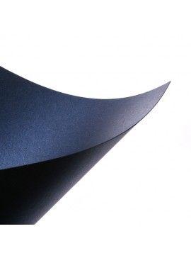 A4 Deep Blue Wedding Invite Pearlescent Card 285GSM Lapislazuli Pack Size : 1 Sheets