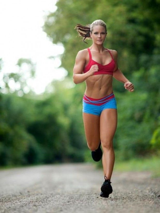 Image result for HOT girls jogging