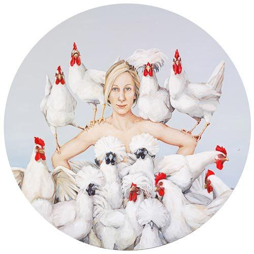 Joanna Braithwaite. Born in England, Braithwaite grew up in New Zealand and moved to live in Sydney in 1999. She has a Bachelor of Fine Art from the University of Canterbury, School of Fine Arts in New Zealand and a Master of Fine Art from the College of Fine Arts in Sydney.