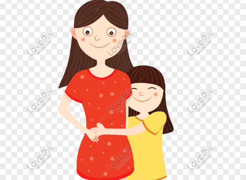Fantastis 30 Kumpulan Gambar Kartun Anak Perempuan Reka Bentuk Kartun Ibu Dan Anak Perempuan Yang Hangat Gambar 75 Gambar Kartun Musli Di 2020 Kartun Gambar Animasi
