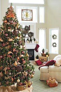 Old Fashioned Christmas Trees Decorated Be Able To Create A Simple Yet