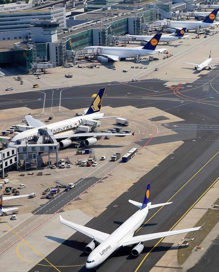 Www Frankfurt Airport De