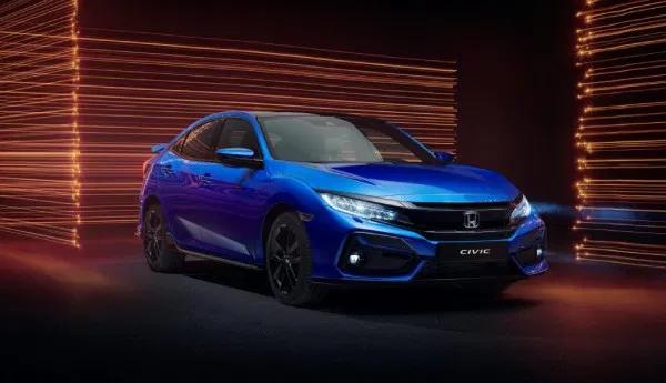 2020 Honda Civic Sport Line Striking Design With A 3 Cylinder Engine Under The Hood Honda Car Models Honda Civic Honda Car Models Honda Civic Sport