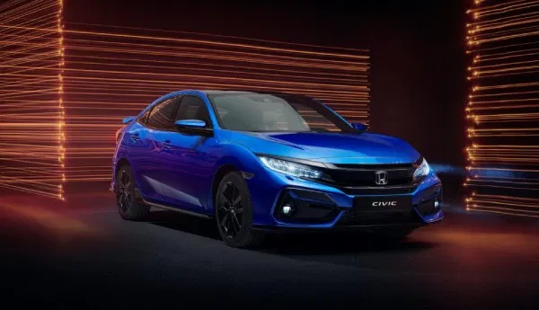 2020 Honda Civic Sport Line Striking Design with a 3