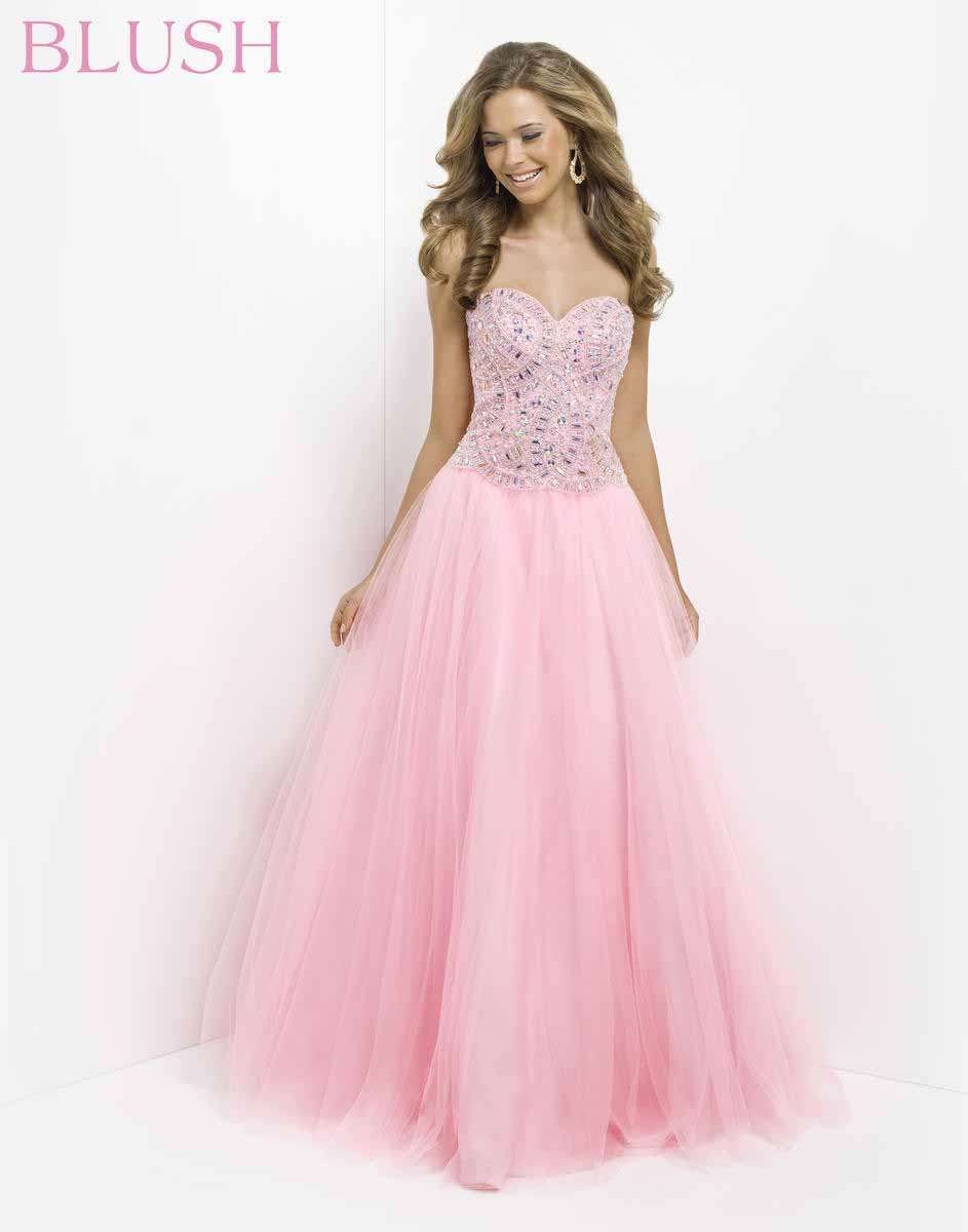 Pink by Blush Prom 5324 The Utimate   Pink quince   Pinterest