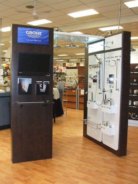 Grohe Fixture Display Artisan Complete Grohe Fixtures Display