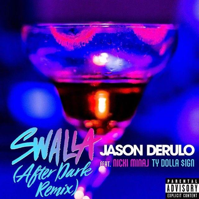 Newsupdate Newmusic Nicki Minaj Slays Jason Derulo S Swal New Music Jason Derulo Swalla Jason Derulo Ty Dolla Ign
