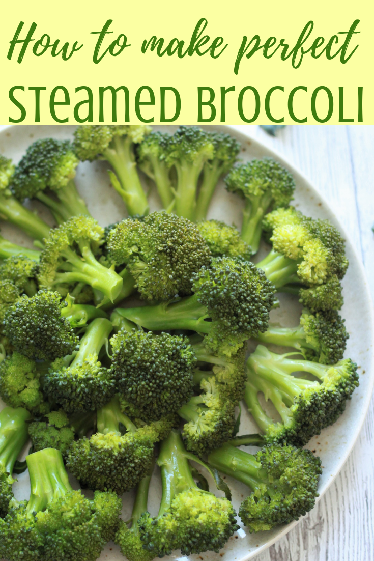 Crispy Steamed Broccoli Instant Pot Microwave Thebellyrulesthemind Recipe Steamed Broccoli Recipes Steamed Broccoli Broccoli Recipes