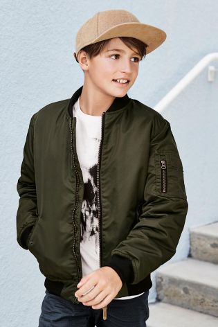 Buy Bomber Jacket (3-16yrs) online today at Next: United States of ...