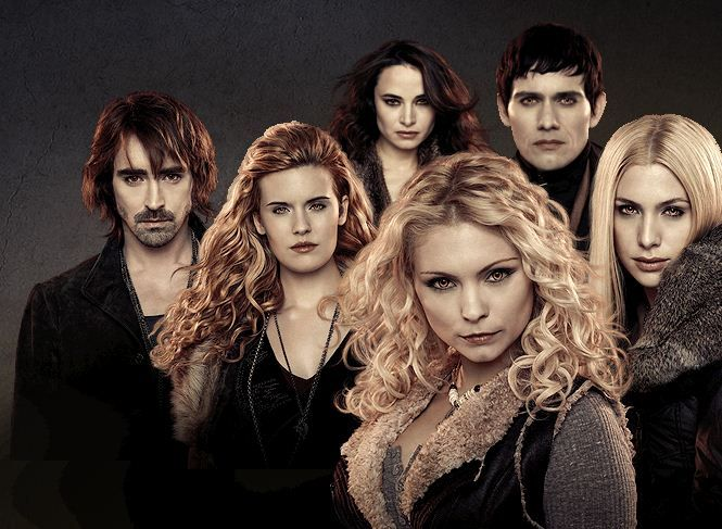 Denali Coven-Favs this would be my spin-off family
