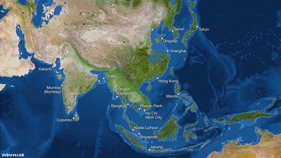 صور شاهد كيف سيصبح شكل الكرة الآرضية بعد ذوبان الجليد بالكامل مدونة الجلاوي Ice Melting Earth National Geographic Society