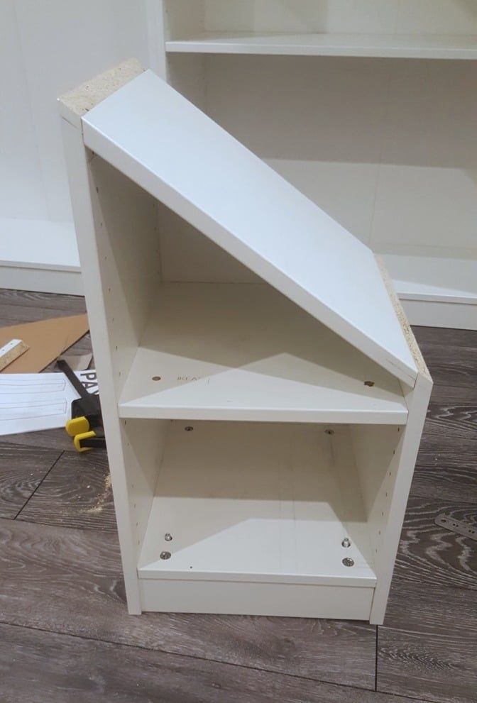 How to make a Classy High Gloss Bespoke Loft Wardrobe