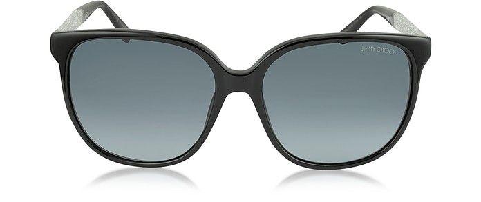 7af4b3f4fb7c JIMMY CHOO PAULA S Acetate Women s Sunglasses.  jimmychoo