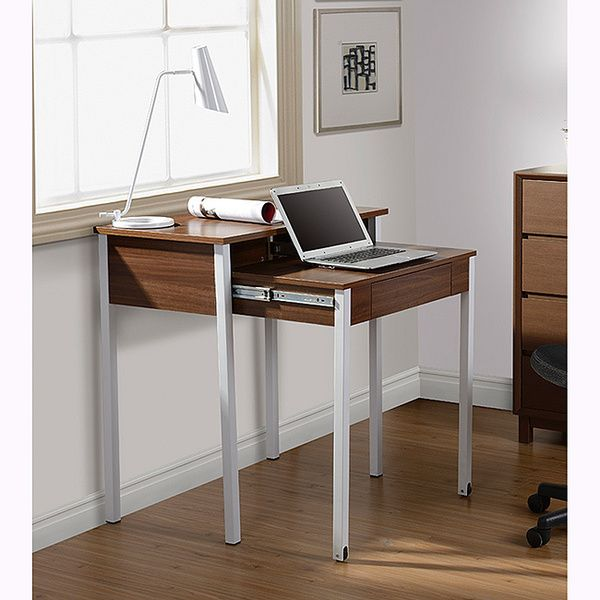 Overstock Com Online Shopping Bedding Furniture Electronics Jewelry Clothing More Desks For Small Spaces Space Saving Desk Space Saving
