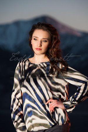 Moriah Martin {H.S. Senior Shoot with Fashion Flair} - Todd Barnett Photography