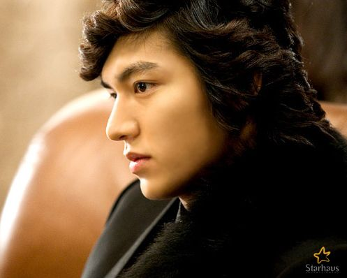 Lee Min Ho. I could look at this all day.