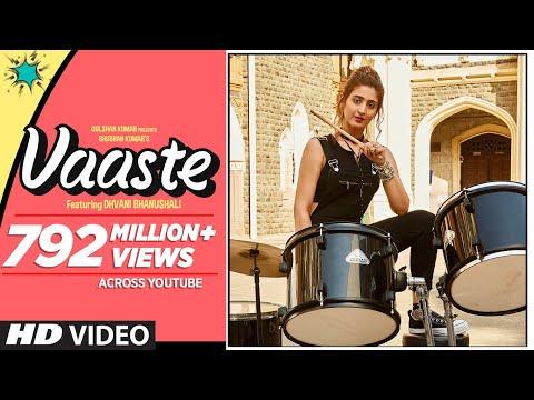 Vaaste Song Lyrics From Album VAASTE, Hindi Song Lyrics