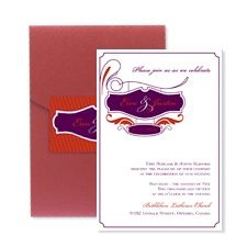 Style Avenue - Pocket Invitation