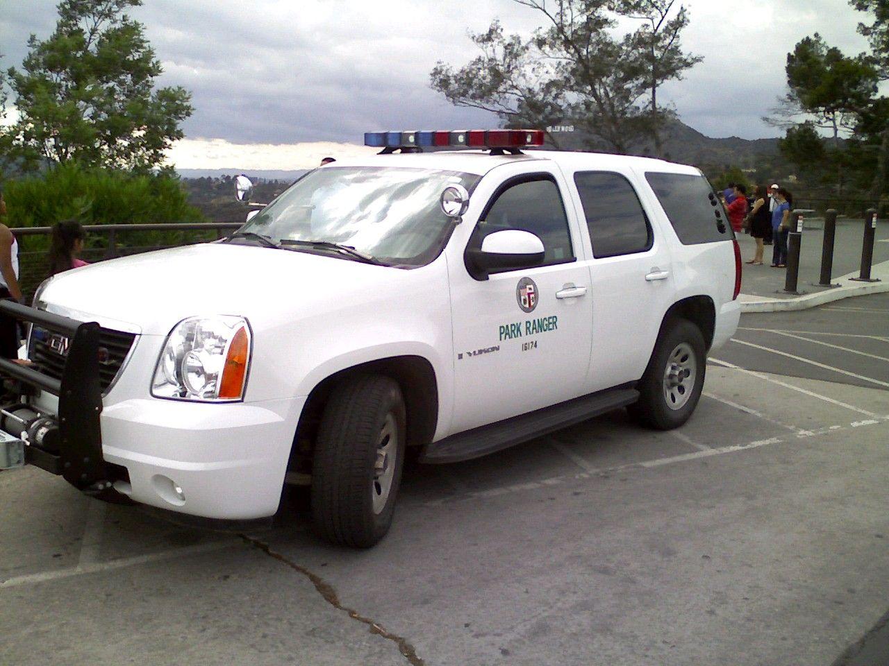 La Park Ranger Police Car Photos Pinterest Police