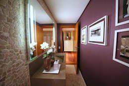 Salle de bain de style de style Moderne par MeyerCortez arquitetura & design
