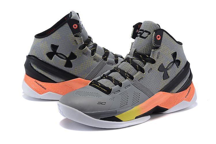 Authentic Under Armour Stephen Curry 3 Wolf Grey Shoe For Sale
