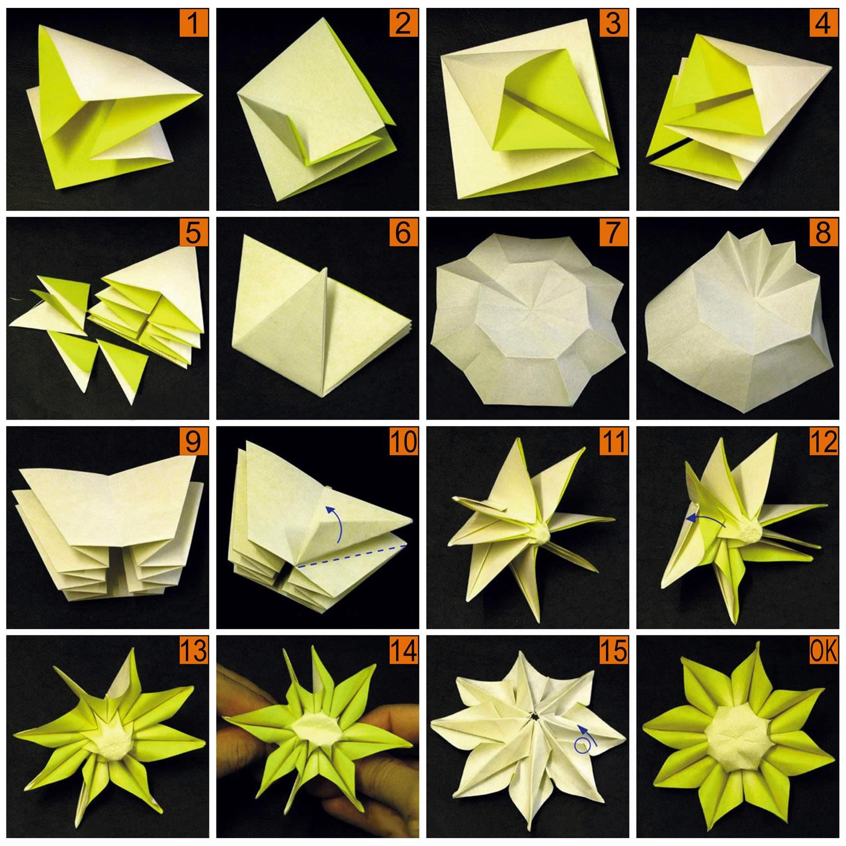 Sunflower origami pinterest sunflowers origami and craft sunflower origami jeuxipadfo Gallery