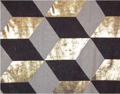 Scandinavian Geometric bark pattern