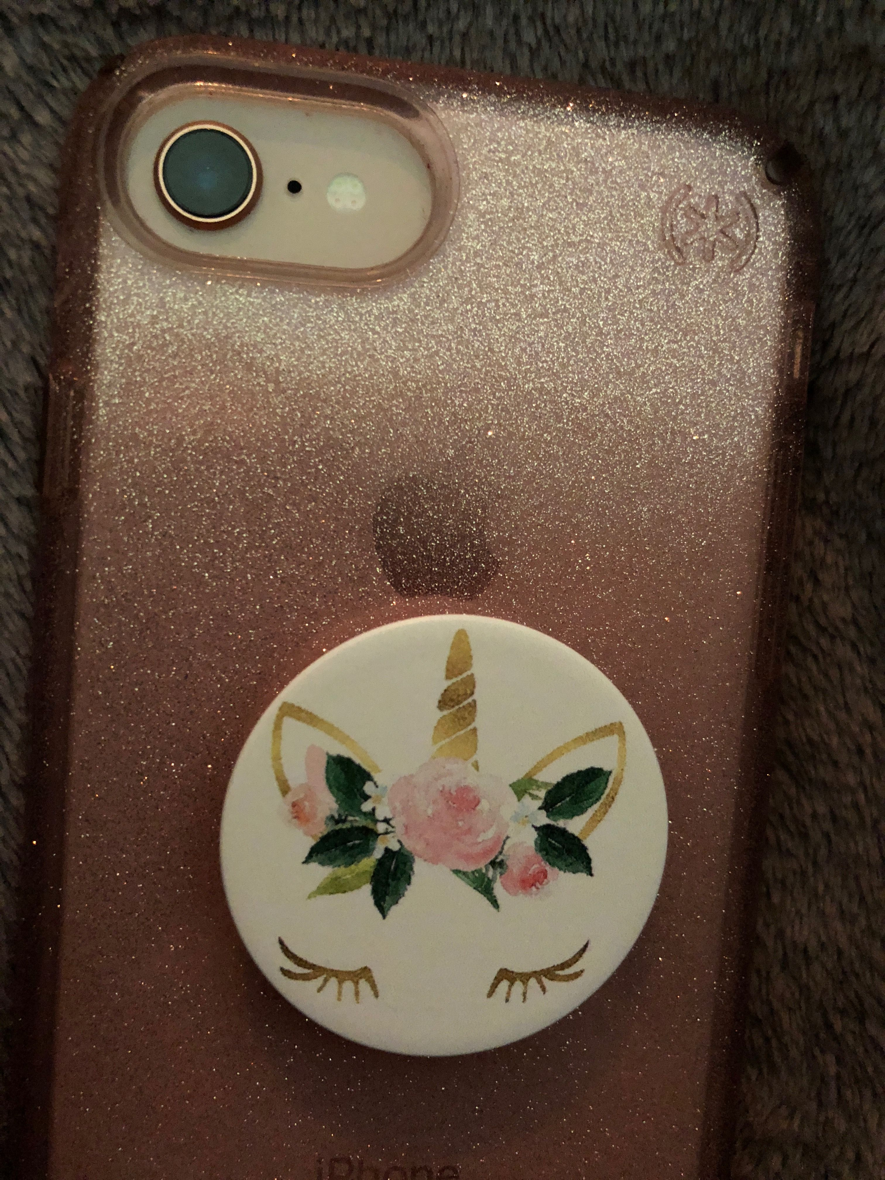 best service 49cf9 223bb Cutest Popsocket Ever!🦄⚪️ | I Want in 2019 | Popsockets, Unicorn ...
