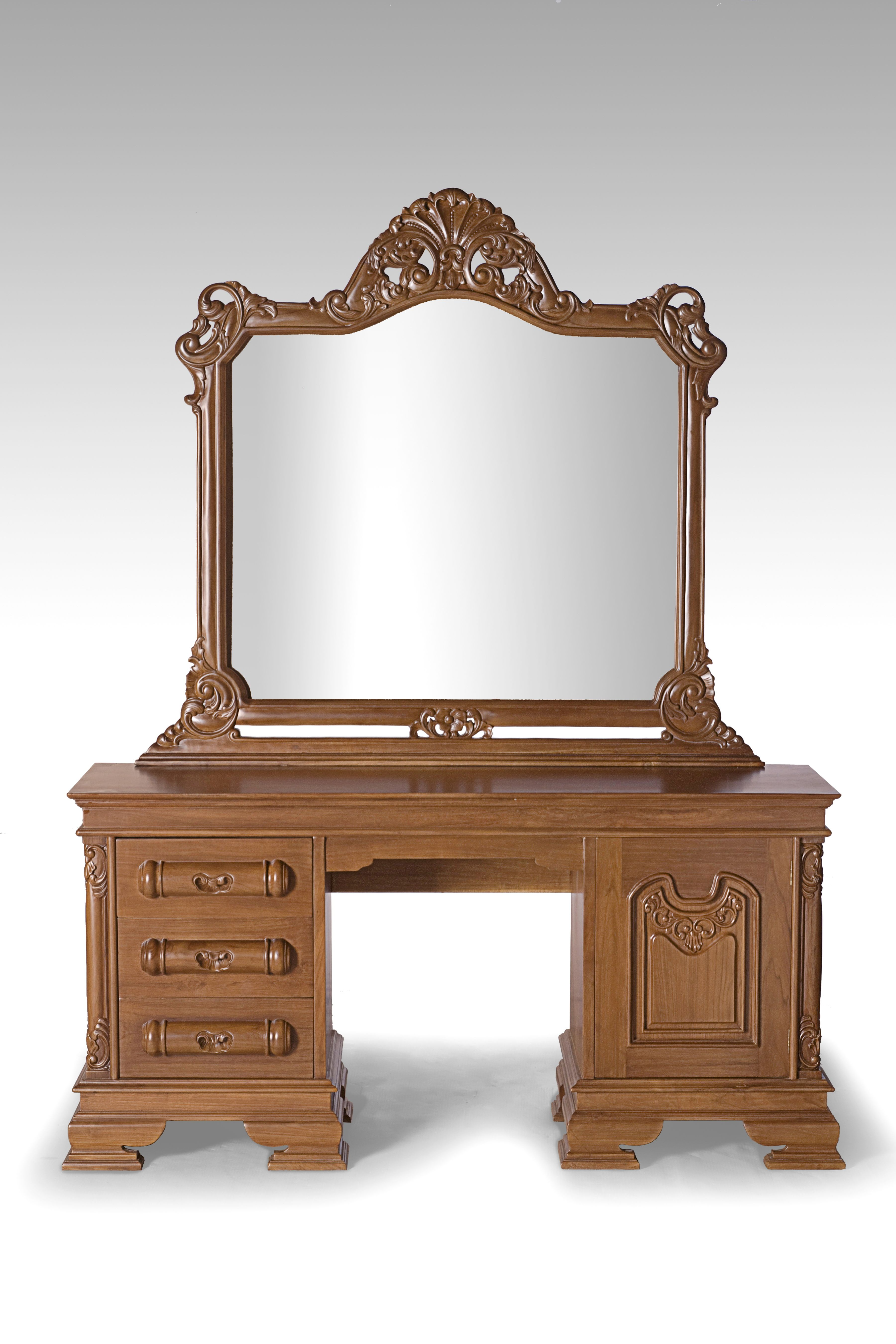 Dressing Table Teak Wood Price
