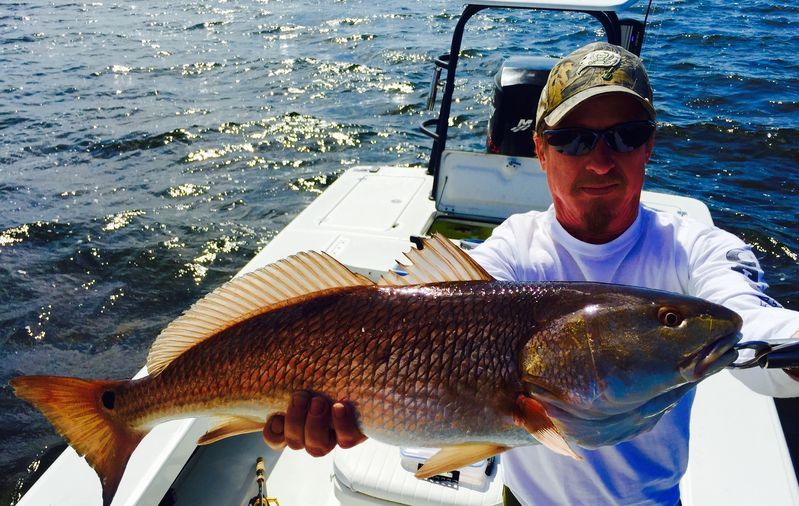 Ever Best Fishing Charters Facility at Tampa Bay Fishing