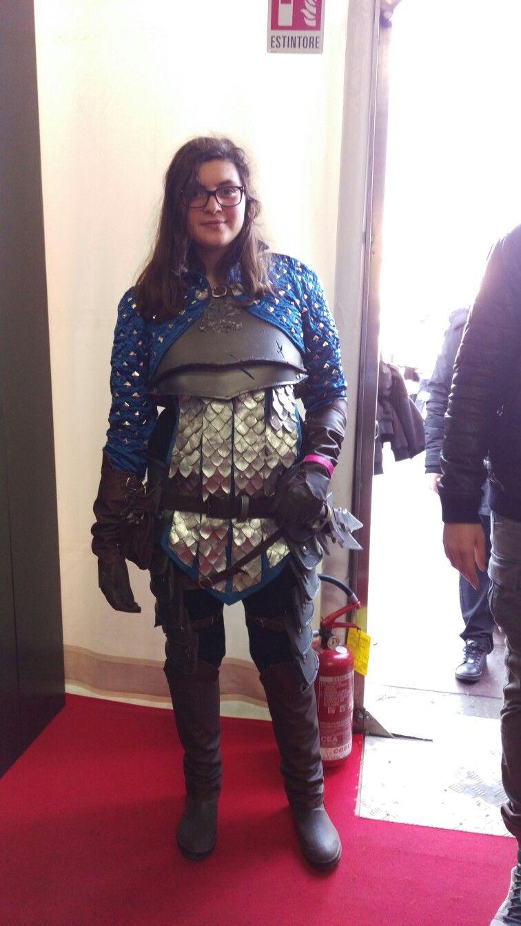 Grave Warden, Dragon Age