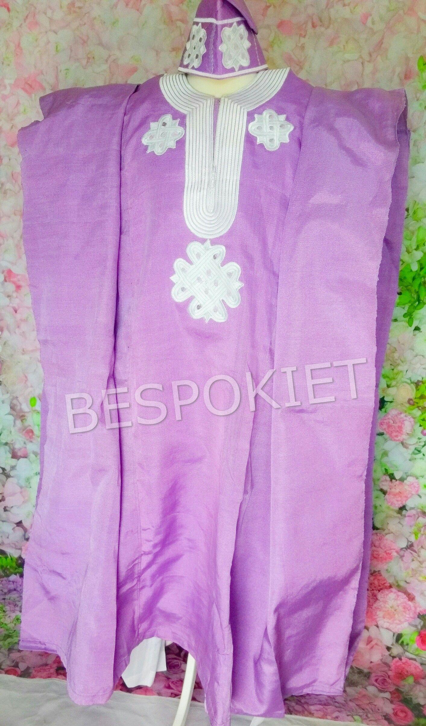 Pin de Bespokiet Jewelry en Nigerian traditional wedding outfit aso ...
