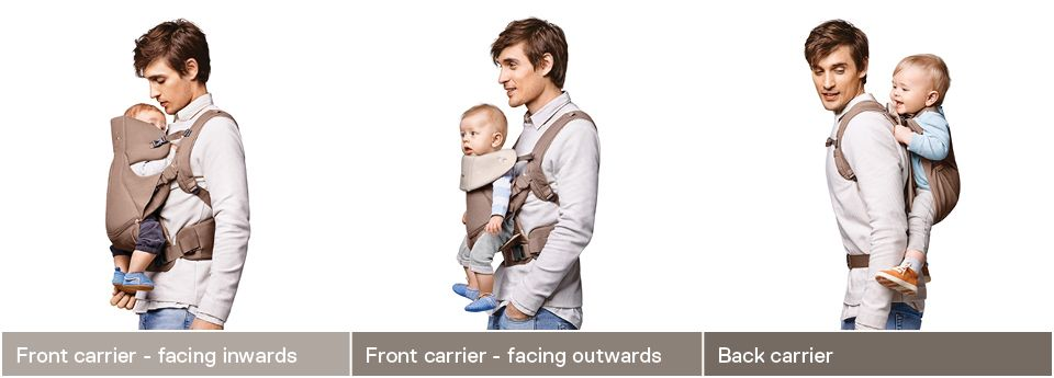Mycarrier Front Carrier Marina Mesh Tattoos Baby Items Baby