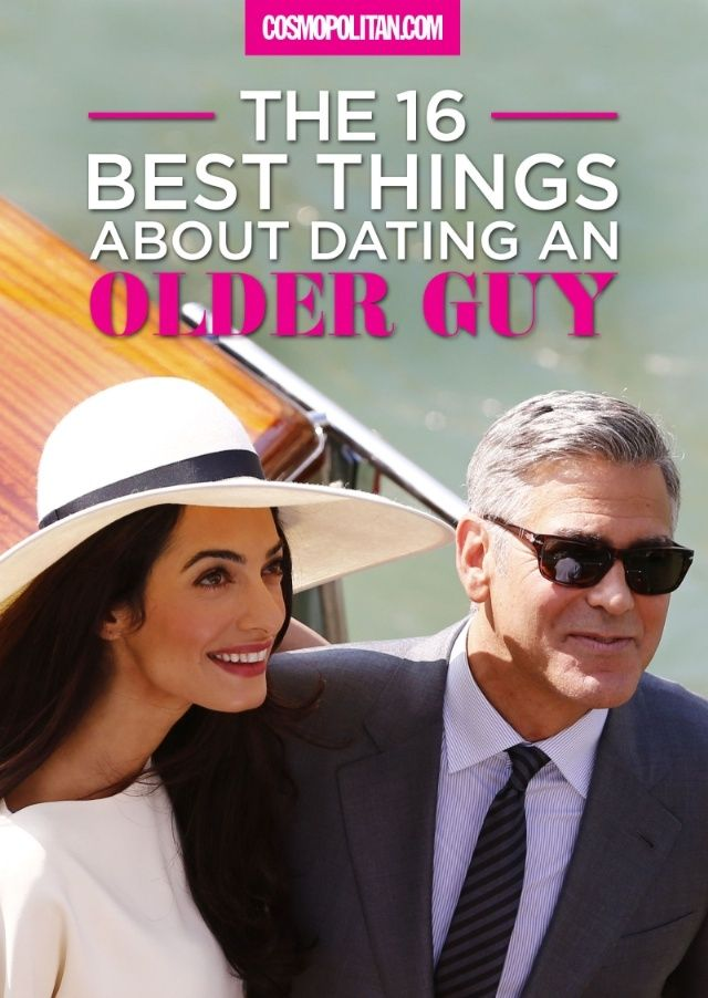 Dating an older guy tips on dates