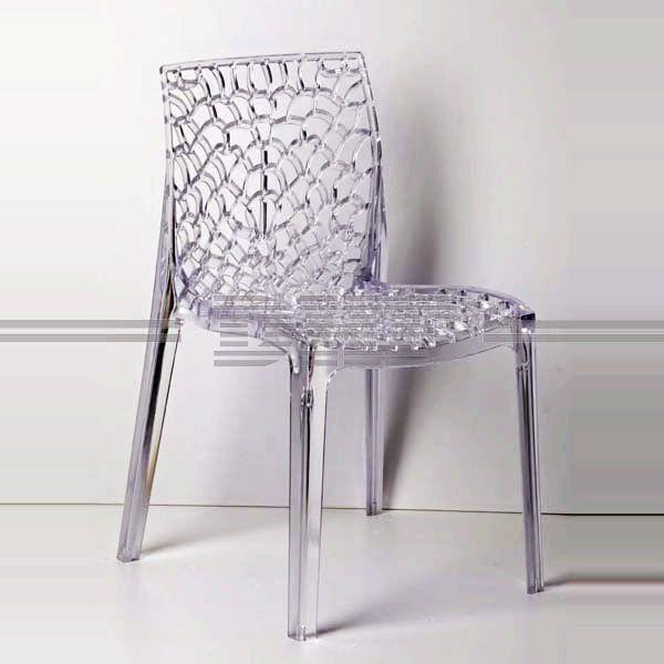 Impressionnant Chaise Salle A Manger Plastique Decoration